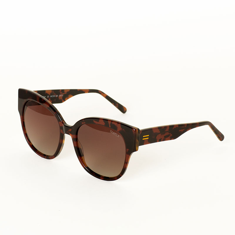 Ellen (brown) stylish sunglasses