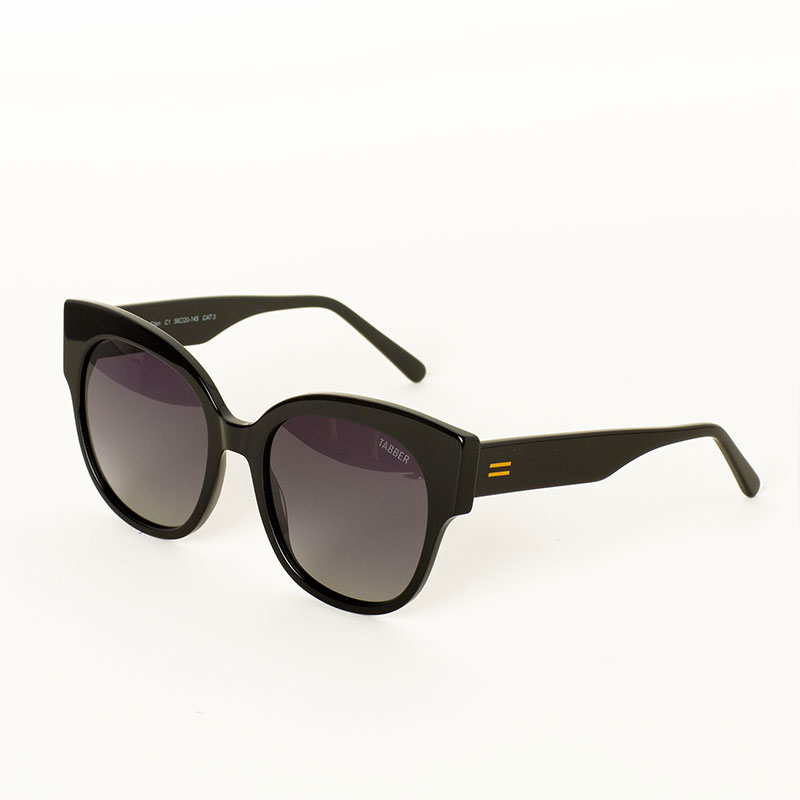 Ellen (black) stylish sunglasses